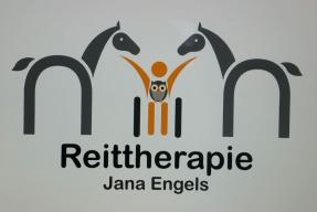 Logo Reittherapie Jana Engels
